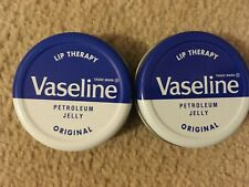 Vaseline Lip Therapy 2 x 20g Petroleum Jelly