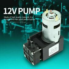 VN-C4 DC12V 42W Mini Small Oilless Vacuum Pump Low Noise -85KPa Flow 40L/min