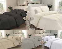 Luxury Hamlet Duvet Set 3 PCs Duvet Cover Set Quilt Cover Set Bedding Bed Set