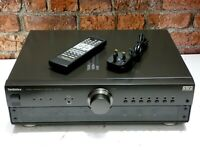 Technics SU-A808 Vintage Hi Fi Phono Stage Integrated Stereo Amplifier + Remote