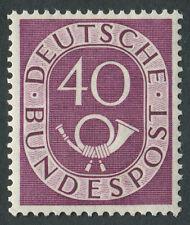 Alemania 1951 Sg.1055 Menta desmontado