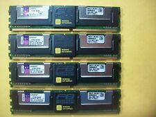 Kingston 16GB (4 x 4GB) 2RX4 PC2-5300F FB-DIMM Server RAM (KTM5780/4G)