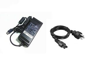 Genuine Dell A/C Adapter PA-9 90W 2001FP LCD Monitor Power Supply R0423 ADP-90FB