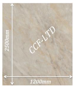 TOUGHEST BEIGE PERGAMON MARBLE PVC Large Wall Shower Boards Splashpanel Panels