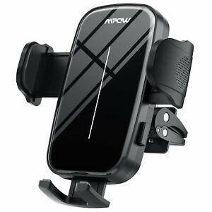 Mpow Handyhalterung Auto Lüftungsgitter KFZ Handy Universal Lüftung Halterungen