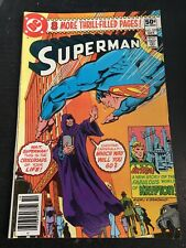 Superman#352 Awesome Condition 6.5(1980) Curt Swan Art!!