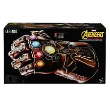 Thanos Infinity War Gauntlet Hasbro Marvel Legends Guanto Infinito IN BROWN BOX!