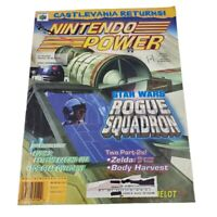 Nintendo Power Vol 115 Star Wars Rogue Squadron Cover Magazine December 1998