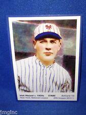 Irish Meusel, New York, ArtCard #10 - Baseball card  of Star player c.1920s