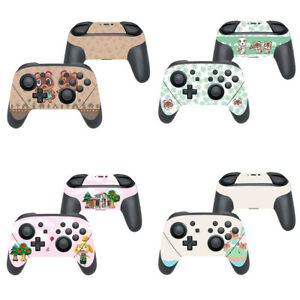 Protective Film Cover Decal Skin Sticker for Nintendo Switch Pro Controller