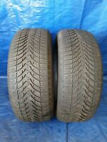 Winterreifen Michelin Alpin A4 AO 225 55 R17 97H DOT 2614 4,5 - 5 mm