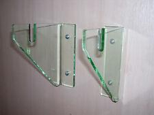Acrylic Perspex Sword Glass LOOK Wall Mount Display
