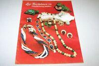 Vintage Jewelry Catalog #262  - 1972 LOUIS BARTHOLOMEW