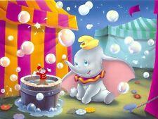 Dumbo's Bubble Play cross stitch pattern