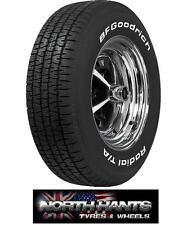 2756015 275/60-15 275/60R15 275/60X15  B.F.GOODRICH RADIAL RAISED WHITE LETTERS