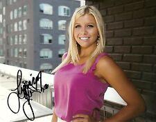 AutographedJessica Tyler Degrassi 8x10 Photo