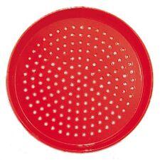 Sieb, Sandsieb rot aus Metall 17cm für den Sandkasten, 535044
