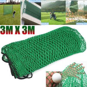 3x3M Large Golf Practice Net Hitting Nets Driving Netting Chipping Net Training