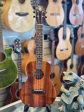 KANILEA KANILE'A K-1 T DLX Hawaiian Koa TENOR UKULELE #0321-24311