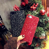 Bling Glitter Sparkling Sequins Phone Case Cover For iPhone X/XS/7/8/6/6s Plus