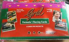 1992 FORMULA ONE 1 UNOPENED BOX 24 PACKS MICHAEL SCHUMACHER ROOKIE AYRTON SENNA