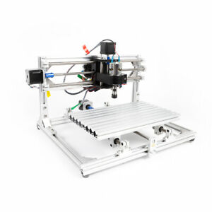 3018PRO CNC Mini Engraving Machine PCB Milling 3Axis Router GRBL Control ER11 US