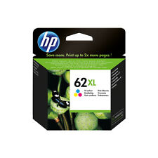 Genuine HP 62XL Tri-Colour Ink for Envy 5640 7640 Officejet 5740 5746(C2P07AE)