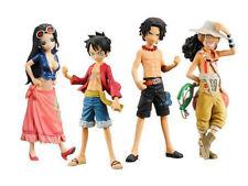 One Piece Half Age Vol. 1 Display of 8 Figures