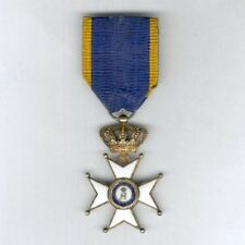 LUXEMBOURG. Order of Merit of Adolph of Nassau, knight