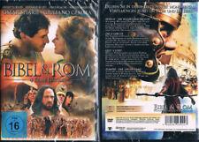 BIBEL & ROM --- 4 Filme Edition --- Omar Sharif --- Giuliano Gemma --- Neu & OVP