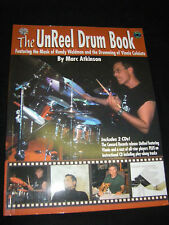 The UnReel Drum Book with 2 CDs