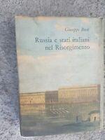 Russia E Stati Italiani Nel Risorgimento Giuseppe Berti