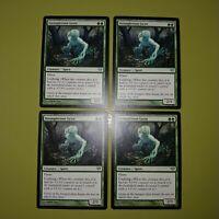Strangleroot Geist x4 - Dark Ascension - Magic the Gathering MTG 4x Playset