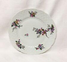 Bernard and Limoges Bengali Vannerie Shape Dinner Plate