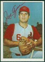 Original Autograph of Joe Azcue of the Cleveland Indians on a 1978 TCMA Card