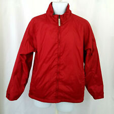 Burton Snowboard Ski Waterproof Lightweight Jacket Medium Red