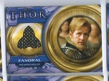UD Thor the Movie F8 Fandral (b) costume card