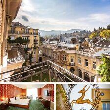 3 Tage Wellnessurlaub Baden-Baden 4★ Heliopark Bad Hotel zum Hirsch Kurzreisen