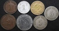 Mix Of Germany Coins | Bulk Coins | KM Coins