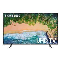 "SAMSUNG 50"" Class 4K (2160P) Smart LED TV (UN50NU710DFXZA)"