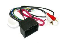 Radio Wire Harness for Aftermarket Stereo Installation WH-0036