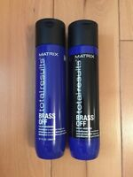 Matrix Total Results Brass Off Color Obsessed Shampoo & Conditioner 300ml Duo