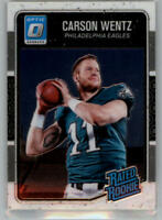 2016 Donruss Optic Football Cards Includes Rookies
