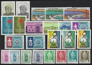 Syrien, kleiner Briefmarkenposten aus Portobestand, ungebraucht / +