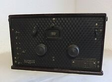 Röhrenradio Nora K3We antique tube radio