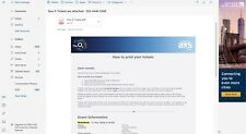4 NICKELBACK tickets - 11th May 2018 - LONDON O2 - STANDING - FEED THE MACHINE