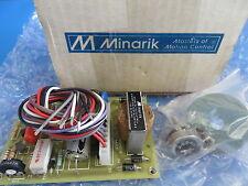 Minarik SL10U Adjustable Speed Control for Hurst Permanent Magnet 90 VDC Motors