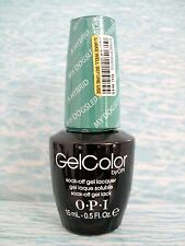OPI GELCOLOR GC N45 MY DOGSLED IS A HYBRID ~ NORDIC #1 Gel Color Nail Polish NEW