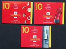 GB Complete collection of Greetings Booklets