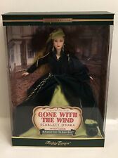 2001 Scarlett O'hara Barbie Doll Gone With The Wind 29771 Peachtree Street